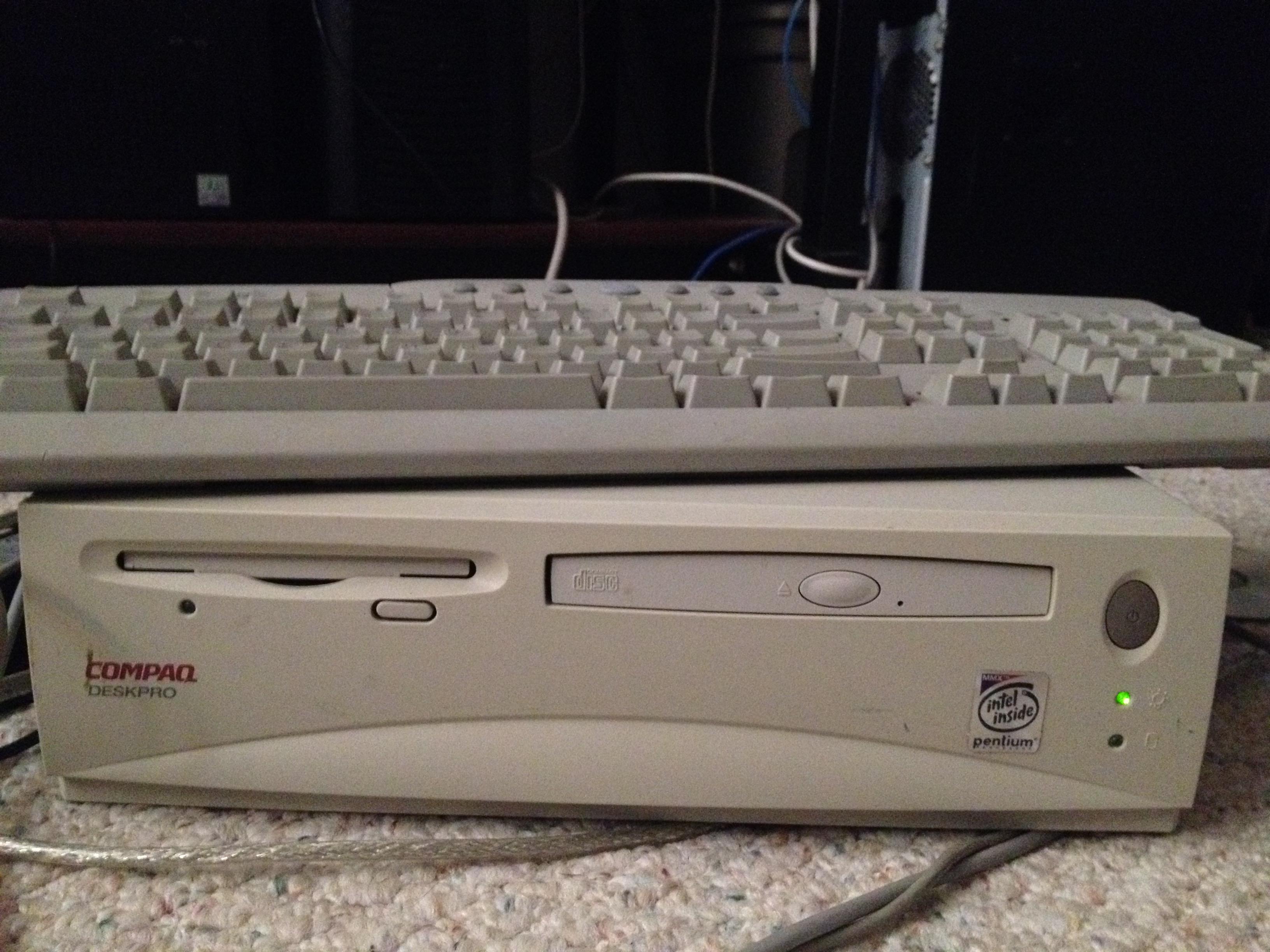 Compaq DeskPro EN 6333 SFF