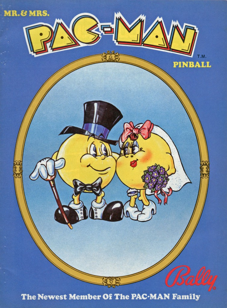 Videogaming Illustrated October 1982 Bally Mr. & Mrs. Pac-Man Pinball