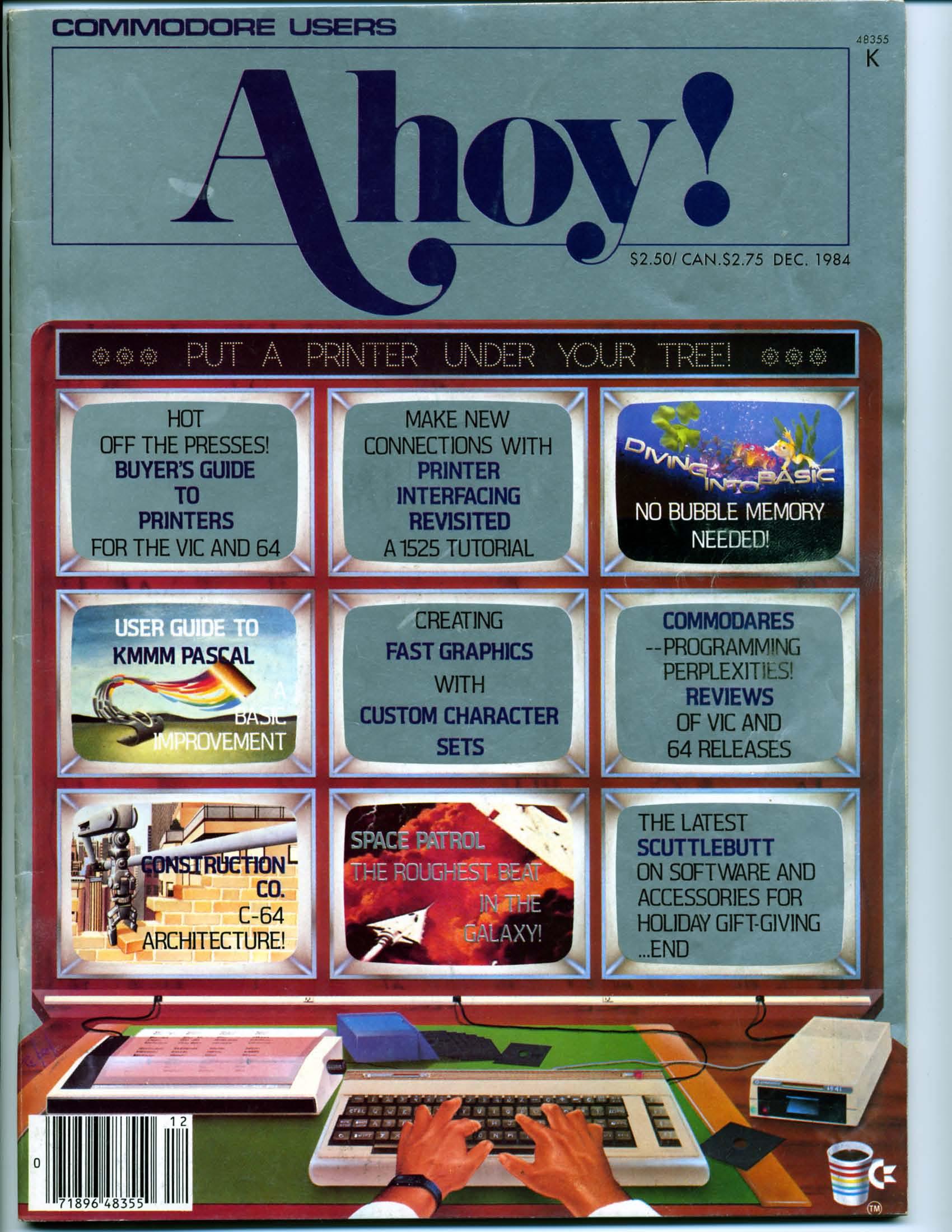 Ahoy! 12 (December 1984)-001