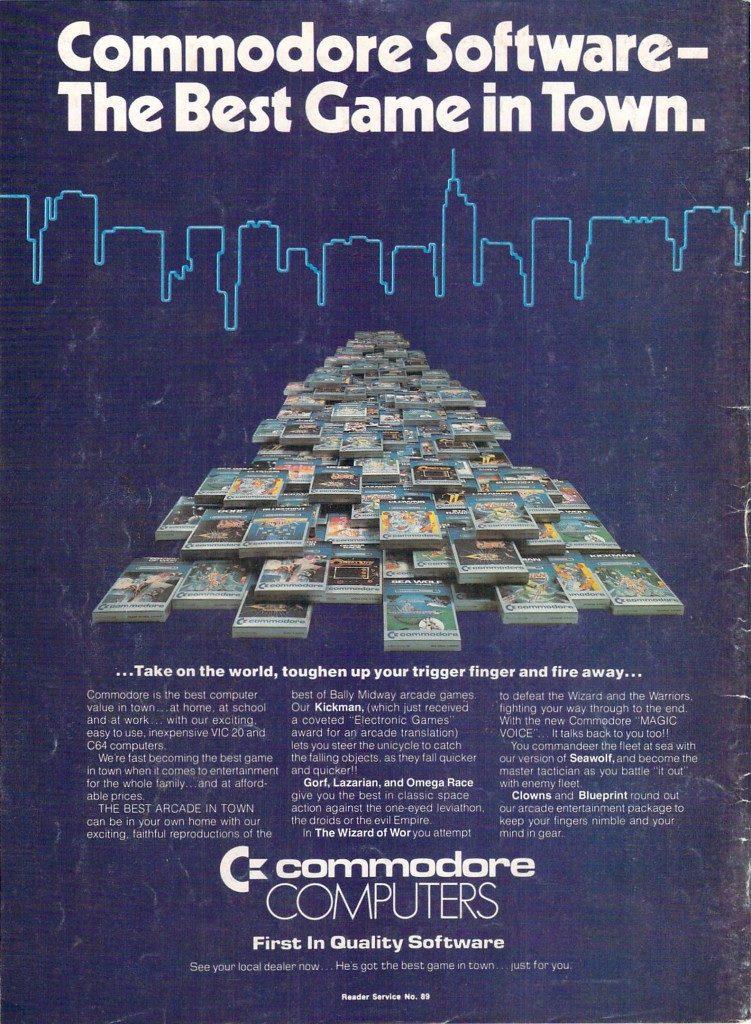 Ahoy! Issue Number 3 March 1984 Commodore Computers
