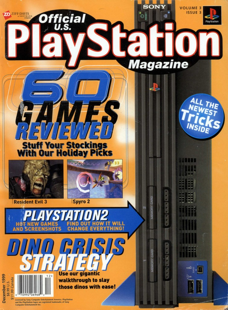 Official Playstation Magazine Vol 3 Issue 3 0001