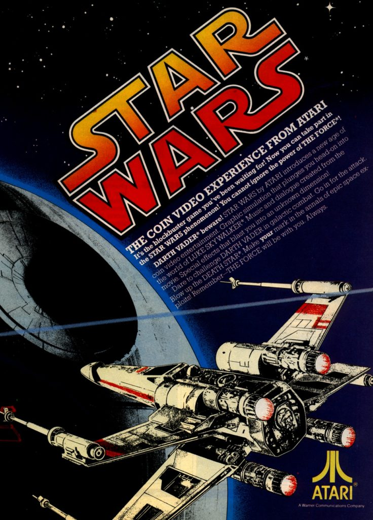 Electronic Games August 1983 Page 063 (Advertisement) Atari Star Wars